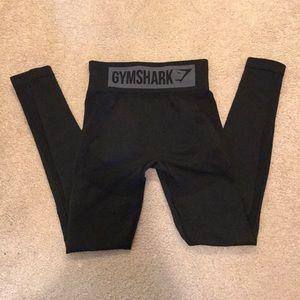 XS Gymshark high waisted flex leggings